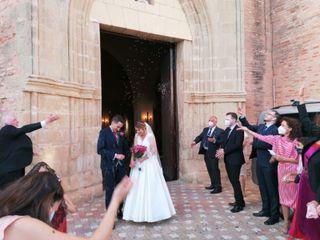 La boda de Patrycja y Daniel