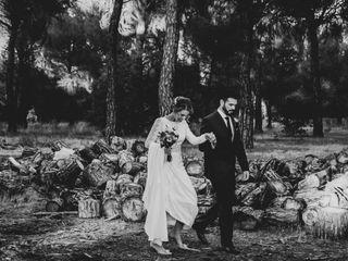 La boda de Estefanía y Pablo 1