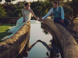La boda de Alexandra y Sergio
