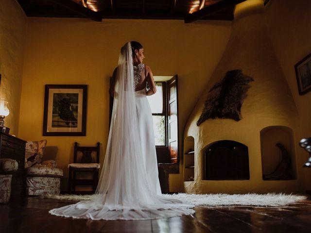La boda de Jair y Helena en Teror, Las Palmas 27