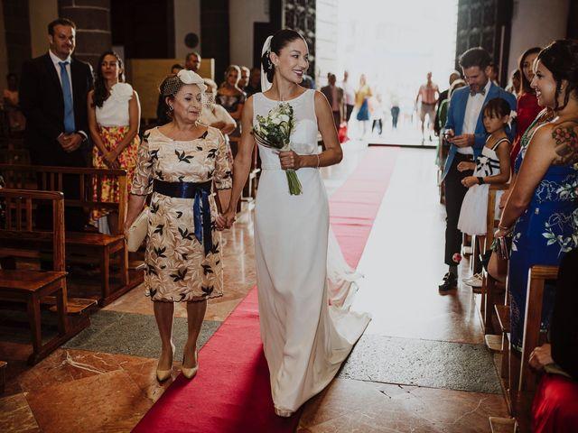 La boda de Jair y Helena en Teror, Las Palmas 30