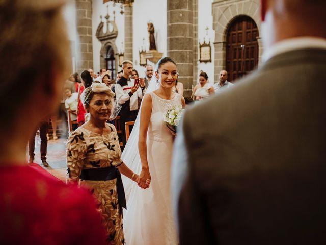 La boda de Jair y Helena en Teror, Las Palmas 31