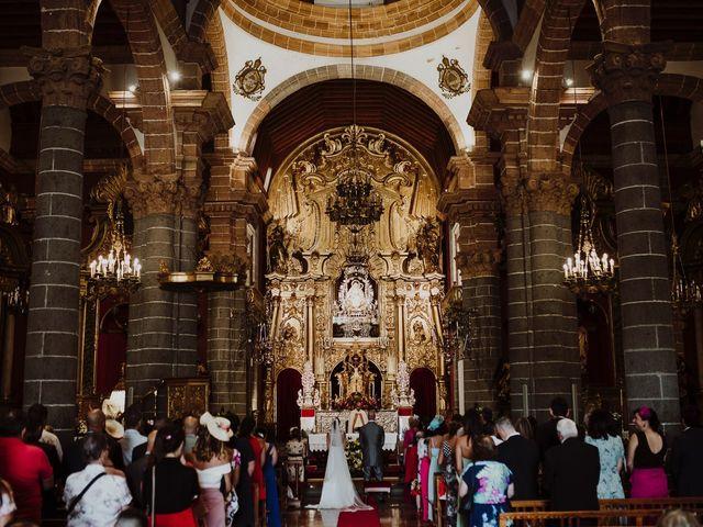 La boda de Jair y Helena en Teror, Las Palmas 32