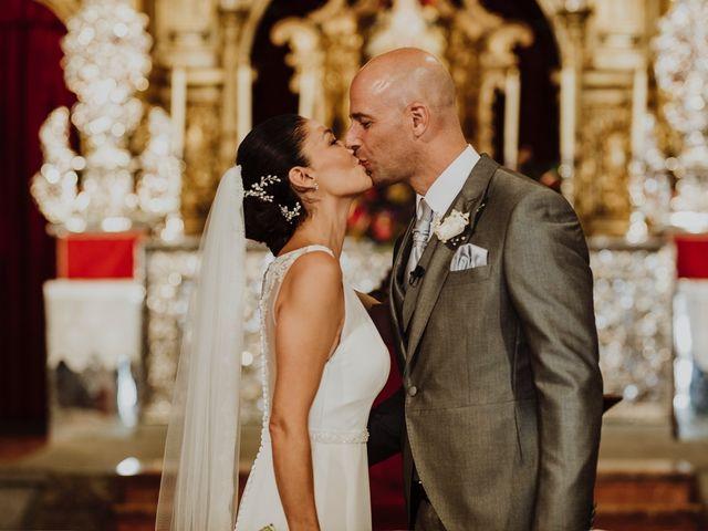 La boda de Jair y Helena en Teror, Las Palmas 33