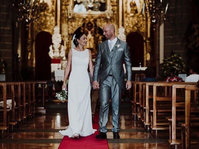 La boda de Jair y Helena en Teror, Las Palmas 34