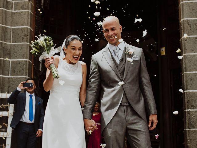La boda de Jair y Helena en Teror, Las Palmas 35