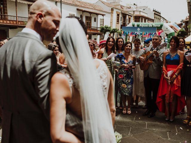 La boda de Jair y Helena en Teror, Las Palmas 37
