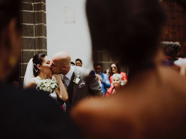 La boda de Jair y Helena en Teror, Las Palmas 41