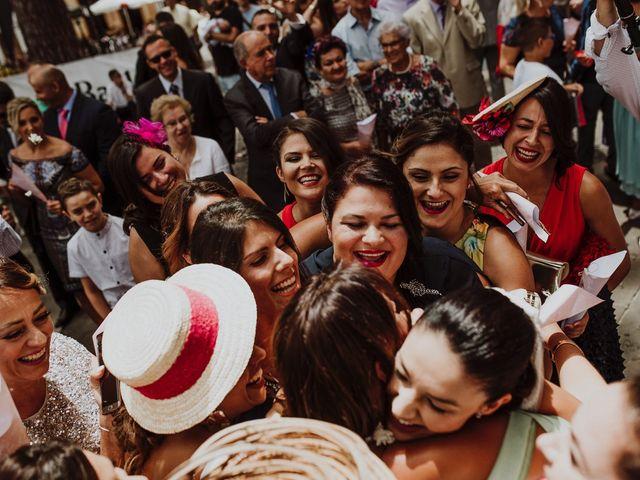 La boda de Jair y Helena en Teror, Las Palmas 42