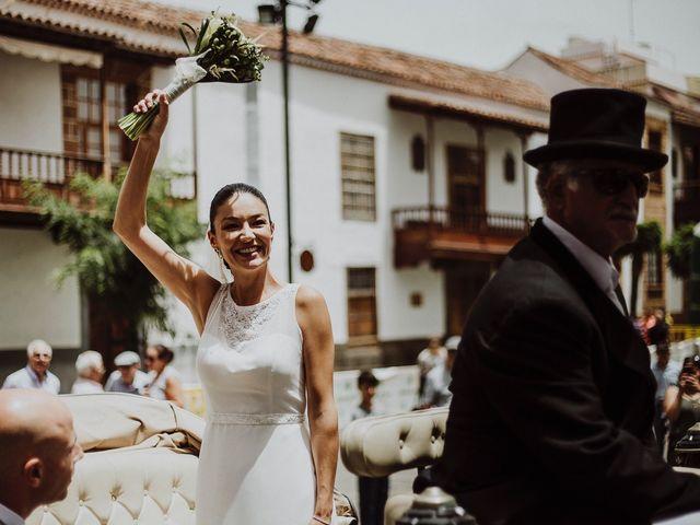 La boda de Jair y Helena en Teror, Las Palmas 44