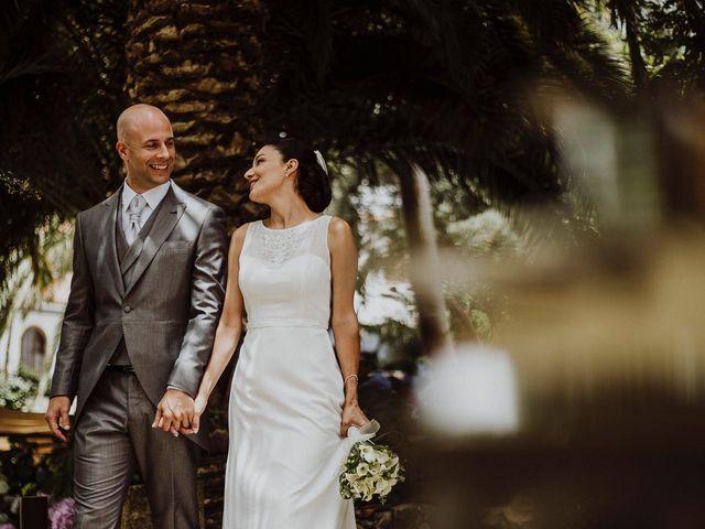 La boda de Jair y Helena en Teror, Las Palmas 50
