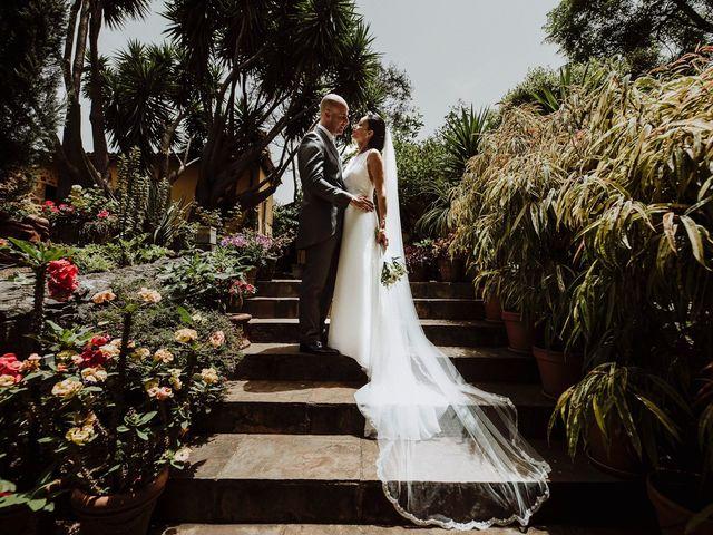 La boda de Jair y Helena en Teror, Las Palmas 51