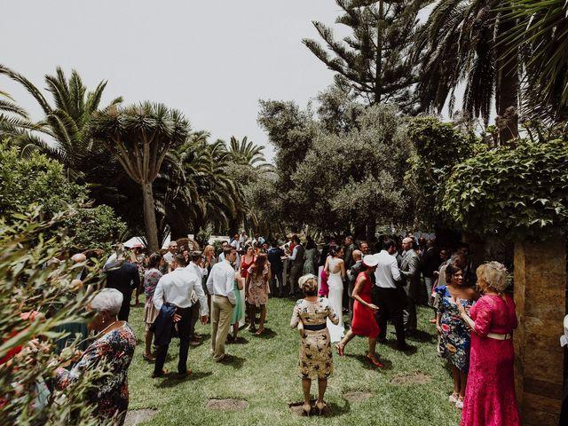 La boda de Jair y Helena en Teror, Las Palmas 57