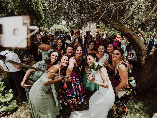 La boda de Jair y Helena en Teror, Las Palmas 59