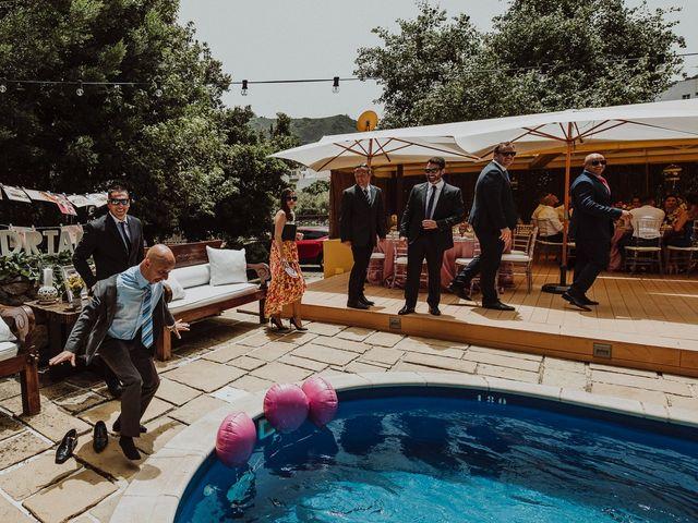 La boda de Jair y Helena en Teror, Las Palmas 60