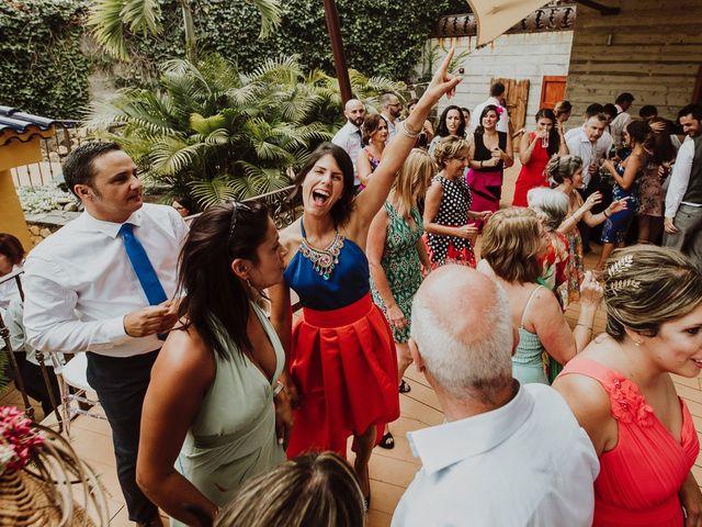 La boda de Jair y Helena en Teror, Las Palmas 70