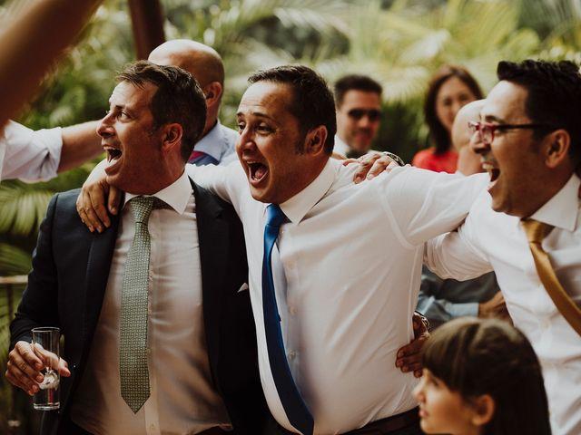 La boda de Jair y Helena en Teror, Las Palmas 75