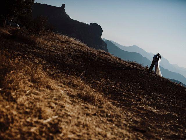 La boda de Jair y Helena en Teror, Las Palmas 87
