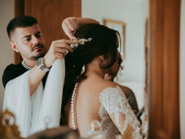 La boda de Antonio y Azahara en Rioja, Almería 13