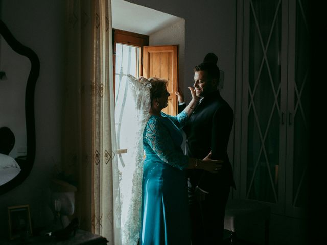 La boda de Antonio y Azahara en Rioja, Almería 12