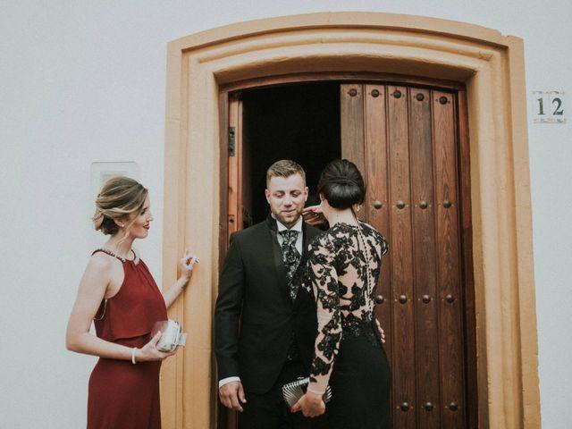 La boda de Antonio y Azahara en Rioja, Almería 15