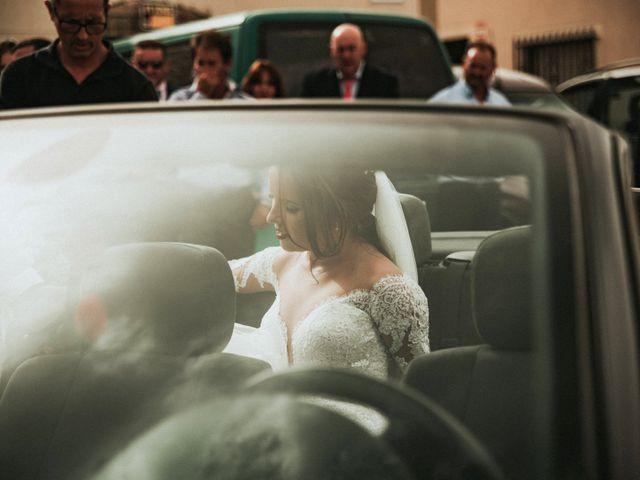 La boda de Antonio y Azahara en Rioja, Almería 20