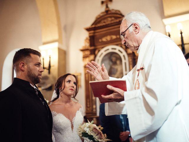 La boda de Antonio y Azahara en Rioja, Almería 26