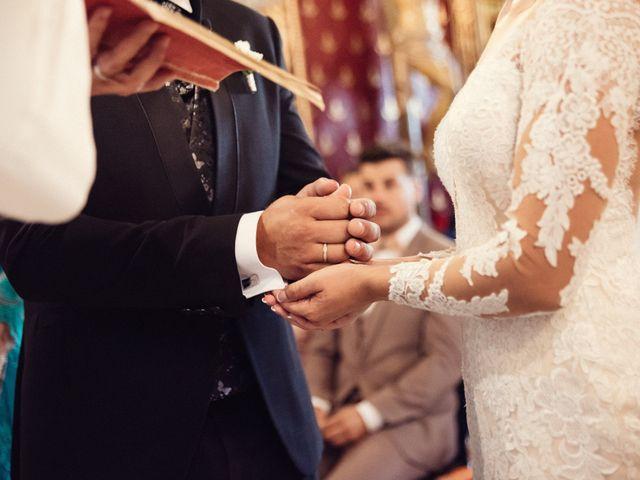 La boda de Antonio y Azahara en Rioja, Almería 28