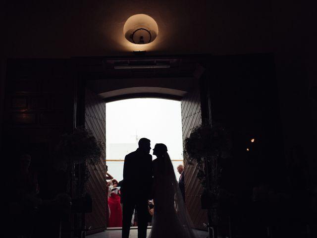 La boda de Antonio y Azahara en Rioja, Almería 30