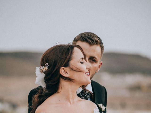 La boda de Antonio y Azahara en Rioja, Almería 41