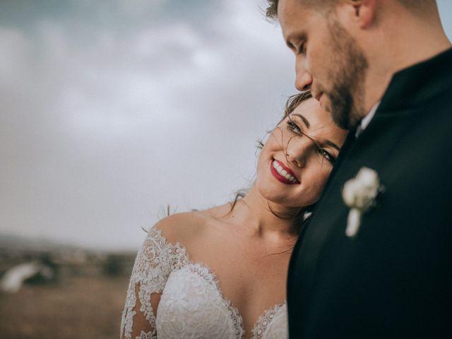 La boda de Antonio y Azahara en Rioja, Almería 43