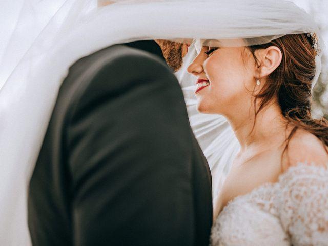 La boda de Antonio y Azahara en Rioja, Almería 44