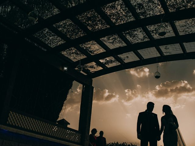 La boda de Antonio y Azahara en Rioja, Almería 50