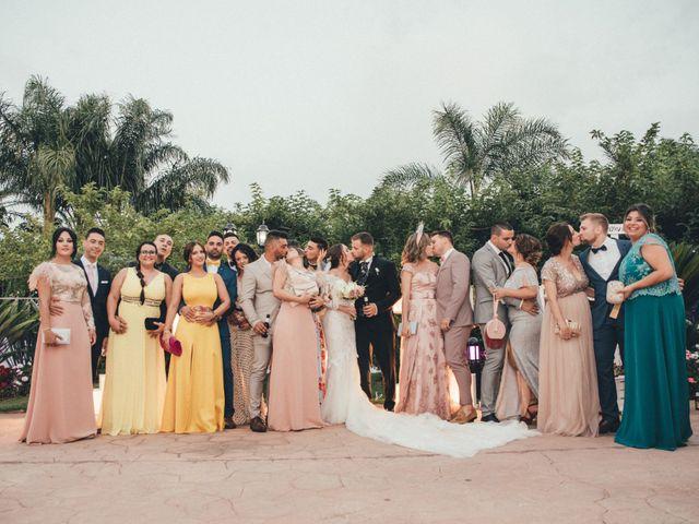 La boda de Antonio y Azahara en Rioja, Almería 57