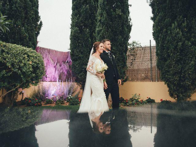 La boda de Antonio y Azahara en Rioja, Almería 59