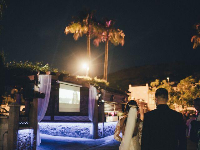 La boda de Antonio y Azahara en Rioja, Almería 60