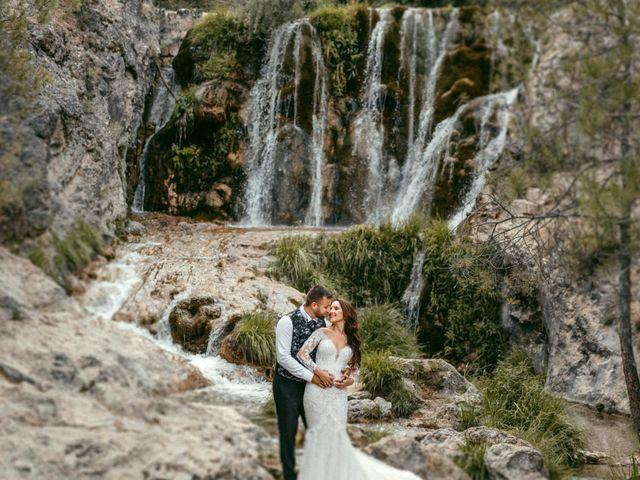 La boda de Antonio y Azahara en Rioja, Almería 66