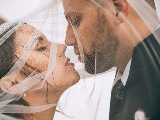 La boda de Azahara y Antonio