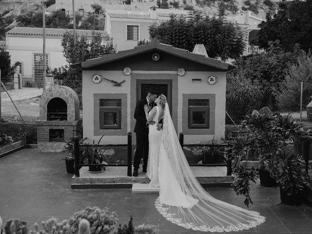 La boda de José Antonio  y Tamara en Huercal De Almeria, Almería 3
