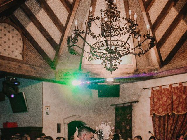 La boda de José Antonio  y Tamara en Huercal De Almeria, Almería 4