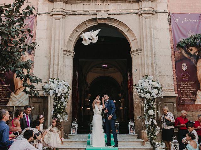La boda de José Antonio  y Tamara en Huercal De Almeria, Almería 5