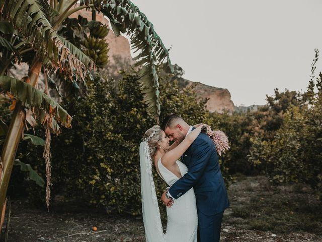 La boda de José Antonio  y Tamara en Huercal De Almeria, Almería 6