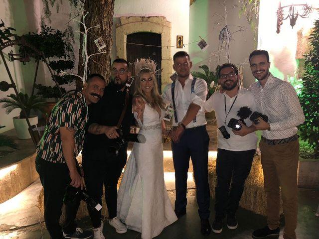 La boda de José Antonio  y Tamara en Huercal De Almeria, Almería 20