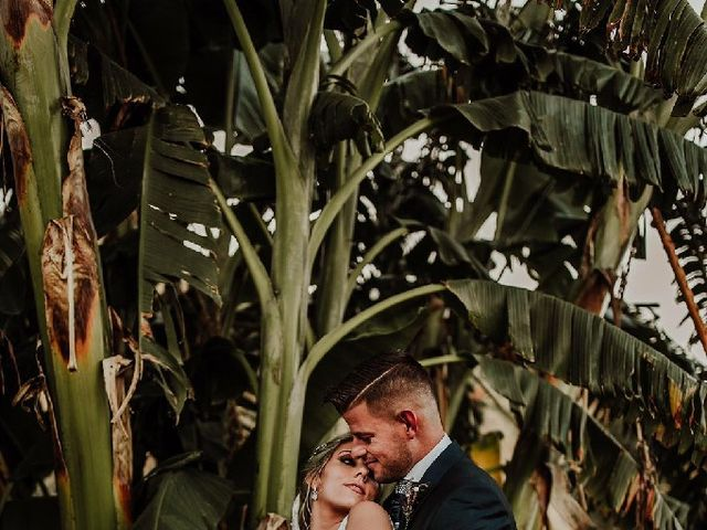 La boda de José Antonio  y Tamara en Huercal De Almeria, Almería 28