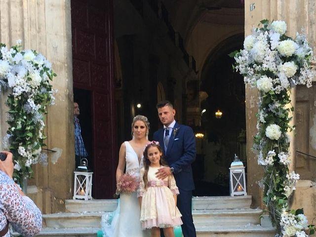 La boda de José Antonio  y Tamara en Huercal De Almeria, Almería 29