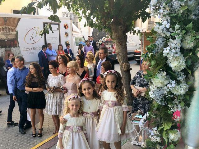 La boda de José Antonio  y Tamara en Huercal De Almeria, Almería 30