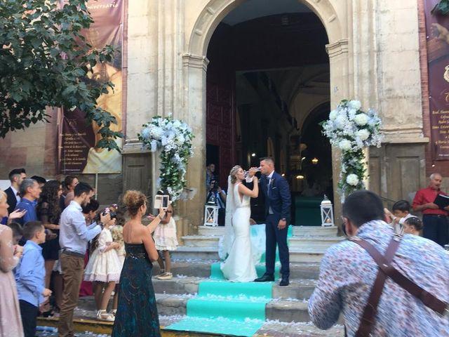 La boda de José Antonio  y Tamara en Huercal De Almeria, Almería 31