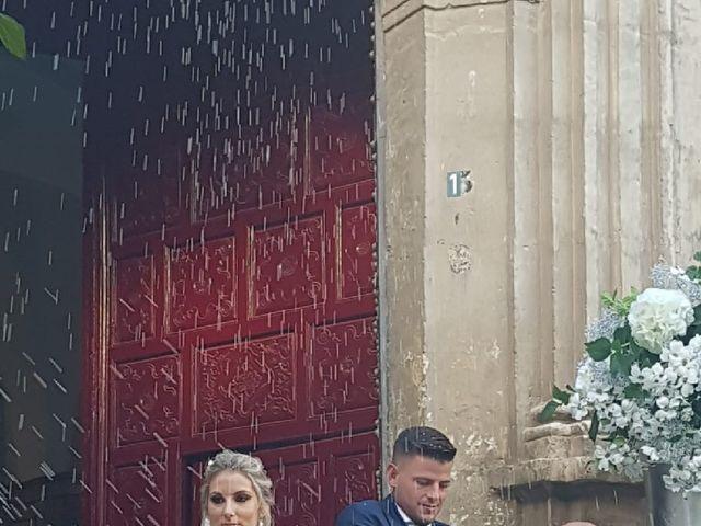 La boda de José Antonio  y Tamara en Huercal De Almeria, Almería 32