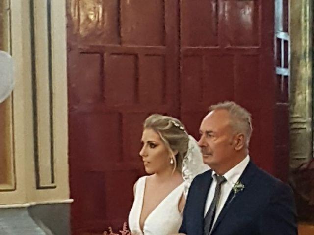 La boda de José Antonio  y Tamara en Huercal De Almeria, Almería 34