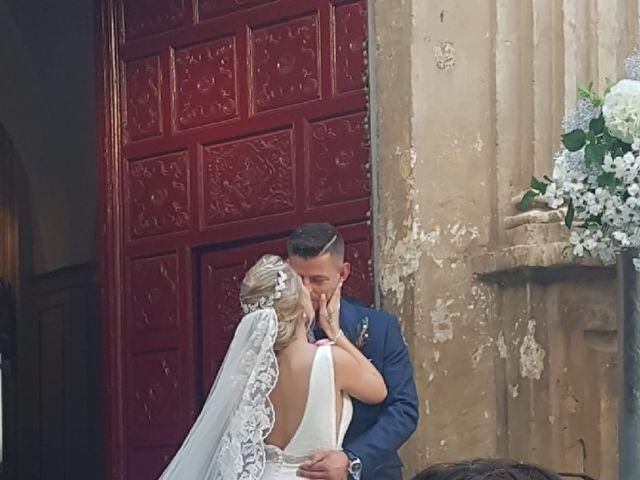 La boda de José Antonio  y Tamara en Huercal De Almeria, Almería 35
